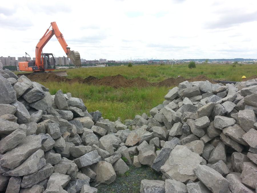Drainage Repairs Fountain Avenue- Landfill