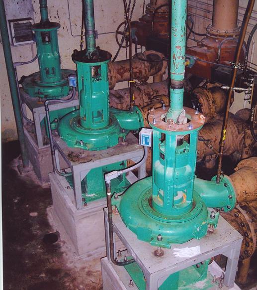 Vertical Shaft Centrifugal Pumps